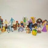 Цена за 24.Bullyland Disney Коллекционная фигурка принцесса кукла белоснежка дисней булиленд принц