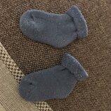 0-3 мес внутри махровые, нежненькие носочки