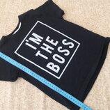 Фирменная футболка 6-7лет