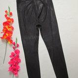 Суперовые брендовые стрейчевые брюки под замш Vila Clothes.