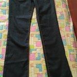 Фирменные классические джинсы Next штаны Отличные джинсы Классический покрой, с классической желто