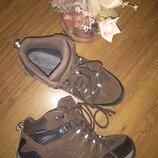 Ботинки замшевые треккинговые hn спорт горные