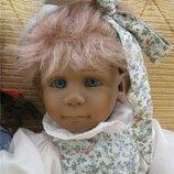 Куплю характерную куклу ляльку Anna Jeckle Jansen