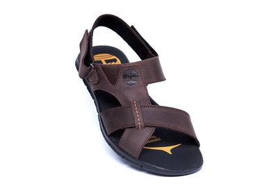 Мужские кожаные сандалии Т-2 6 кор