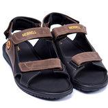 Мужские кожаные сандалии 20 кор