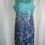Новое платье с красивым принтом per una Per Una 16p