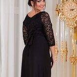 Платье на любой вкус и цвет р-ры 50 52 54 56