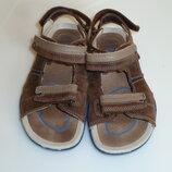 Кожаные босоножки сандалии Clarks р 32 13 G UK, стелька