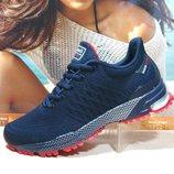 Мужские кроссовки BaaS Marathon синий 41р-46р