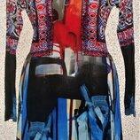 Яркое платье от бренда Aventures des Toiles Франция