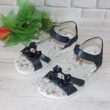 Босоножки для девочек Том.м красивые сандали на девочку Tom.m гарні босоніжки на дівчину 31 32 33 36