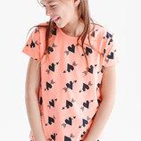 Яркая футболка C&A для девочек, р. 134/140, 146/152, 158/164