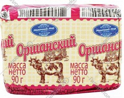 Сырок плавленный ОРШАНСКИЙ 30% 90 г