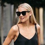 Женские солнцезащитные очки Celine, модные очки для девочек