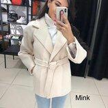 Новиночки Классное пальто, размеры 42-46