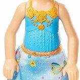 Barbie Барби Дримтопия Челси с синими волосами DVN07 Dreamtopia Rainbow Cove Sprite Doll Blue