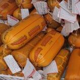 Сырный продукт Хуторской плавленый копченый, жирность 40%, 540г Страна производства БЕЛАРУСЬ
