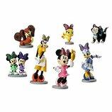 Disney Store Игровой набор с фигурками Минни Маус и друзья Minnie Mouse Figure Play Set