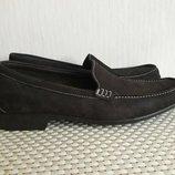 Брендовые Туфли мокасины JM Weston Modele Protege 8 D Сша стелька 27 см.