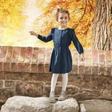 Легкое платье 1-2, 2-4, 5-6 лет вискоза Lupilu by Cherokee пр-во Германия супер качество