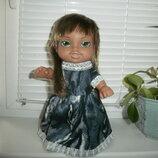 Коллекционная анатомическая кукла.Famosa Испания.мулатка.рост 34 см.