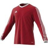 Детский лонгслив для футболиста от Adidas, 122-128 см
