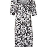 Леопардовое трикотажное платье Yanina, Германия