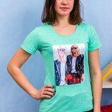 Супер качество Модные женские футболки