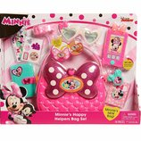 Minnie Happy Helpers Bag Набор Минни сумка и аксессуары