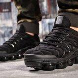 Бесплатная доставка. Топ качество. Кроссовки Nike Tn Air черные KS 1022