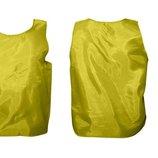 Манишка для футбола мужская цельная 4261 размер 48 3 цвета