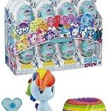 Игрушка-Сюрприз фигурки Пони в закрытой упаковке Hasbro My Little Pony Милашка 13.7 см E5966