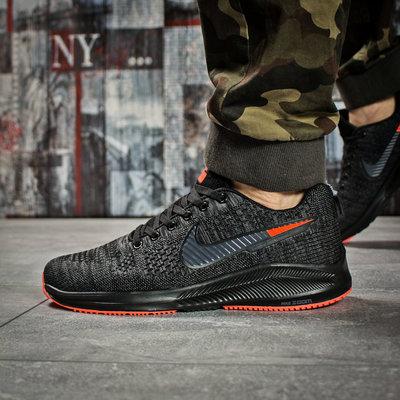 Кроссовки мужские Nike Zoom Air, черные Код 15972