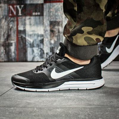 Кроссовки мужские Nike Degasus 30, черные Код 15953