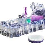 Аутфит Ледяная кровать мебель Abbey ice bad Эбби боминейбл монстер хай monster high оригинал Mattel.
