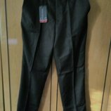 Новые черные брюки Pierre Cardin размер 34WL