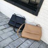 Стильная женская сумка, 2 цвета, новая