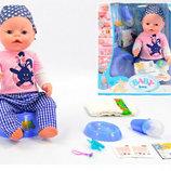 Кукла-Пупс Беби Борн BL013A. Кукла. Пупс аналог Baby Born. Лялька.