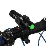 Крепление держатель фонарика для велосипеда