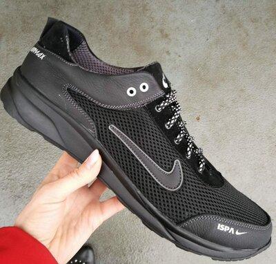 Nike Big Мужские кроссовки большого размера летние сетка Найк.