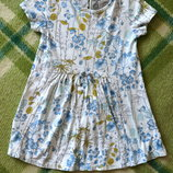 Платье-Туника-Сарафан Next Некст на рост 100-110