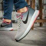 Кроссовки женские Nike Zoom Pegasus, серые