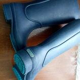 Crocs резиновые сапоги W3 р 32-33, 20-20,5 см. Идеальное состояние