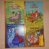 Disney книги на английском языке для детей