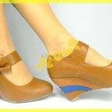 Шикарные туфли туфельки оригинального дизайна