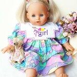 Кукла куколка лялька Max Zapf Creation 50 см
