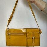 Брендовая кожаная сумка клатч Picard,оригинал.
