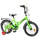 детский двухколесный Велосипед Baby Tilly Велосипед EXPLORER 16 T-216112