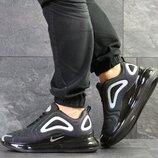 Nike Air Max 720 кроссовки мужские демисезонные хамелеоновые 7779