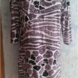 Платье вискозное стрейчевое р.48